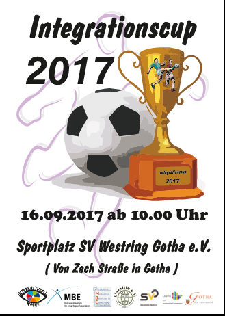 Integrationscup-SV-Westring-Gotha